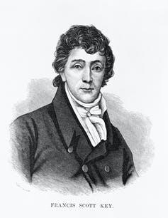 Francis Scott Key.